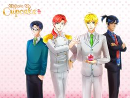 Kokoro No Cupcake: Boys' Version by NessieMcCormick