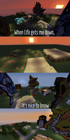 Minecraft in a Nutshell by PuppyDawg1022