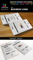Cell Phone Business Card by xnOrpix