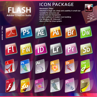 Flash Live Adobe Creative Suit by fabianopcampos