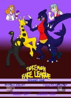 Fakeleague Cover by applescruff