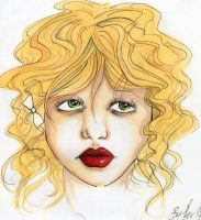 Courtney Love by PixieMeat96