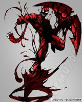 Maximum Carnage by haddek