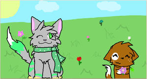 iScribble with Minty by Emmie-Kat