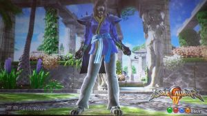 Werewolf Protecter in Soul Calibur 4  by WerewolfProtecter