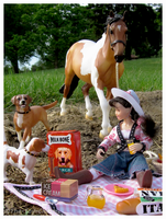 Breyer - Summer Picnic by The-Toy-Chest