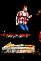 john gallagher jr by carchieee