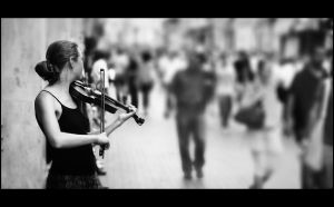 The Sound of The Street by onurkorkmaz