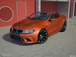 BMW Tiger - Concept 7 by cipriany