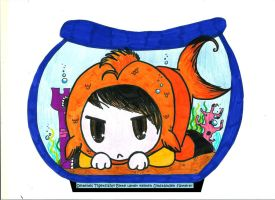 Donghae Tigerfishy by Leviathan2010