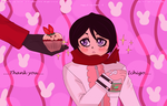 -Happy Birthday Rukia. by Leeleechanlee