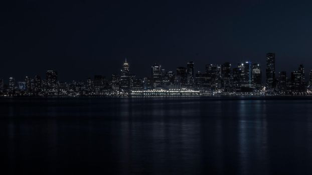 Vancouver at Night - Subdued by insomniac199