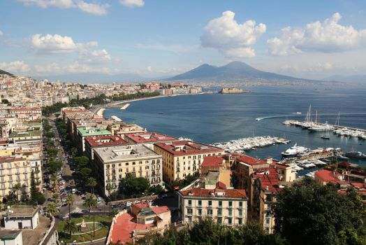 napoli by paperhacker