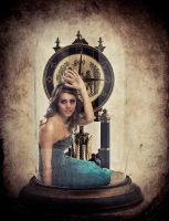 Confined by Time by michellemonique