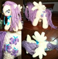 Fluttershy amigurumi FOR SALE by Sasophie