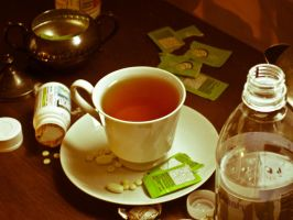 Pennyroyal Tea and other prescriptions. by TheEmeraldButterfly