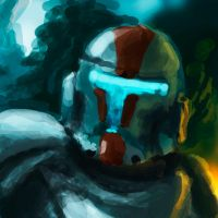 Republic commando by Defreeee