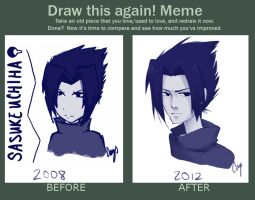 Draw this again meme 3 by Cayys