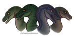 Clever Girl Squad by xTheDragonRebornx