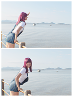 Cape Mary's gorgeous view by M00-chan