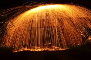 Sparks Experiment 006 by MichaelGBrown