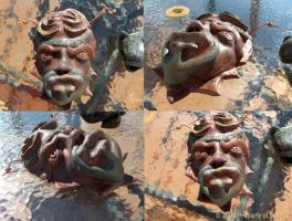 Clay Mask by WinkGuy1