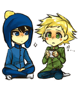 South Park : craig x tweek by sujk0823