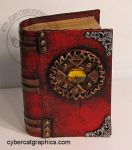 Hidden Treasure Box  Grimoire of Embers On Etsy by lady-cybercat