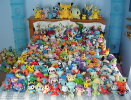 My Pokedoll Collection 11 by Fishlover
