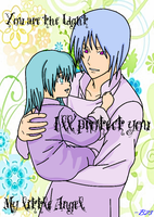 Haven And His Daughter, Erica by beyblade23
