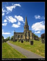 Bakewell Parish Church rld 02 by richardldixon