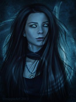 Joclyn - The Outsider by TriZiana