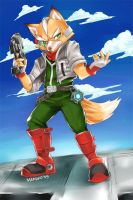 FOX MCCLOUD by vixyl