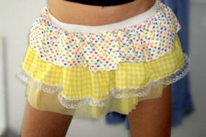 puffy skirt :D by love-on-a-stick