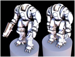 Mecha Last Update for now by Pynion