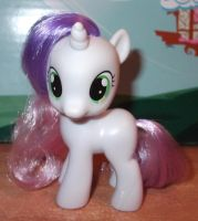Sweetie Belle Toy by Liggliluff