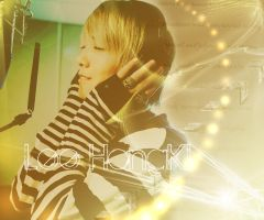 Lee HongKi Wallpaper by KirstyR