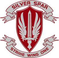 Old Meets New Silver Spar Squadron BSG by viperaviator