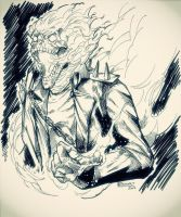 Ghost Rider by kevinenhart