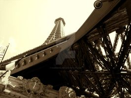 Eiffel Tower 2 by sammiegirl5678