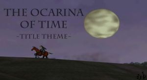 Title Theme: Ocarina of Time by saxophone5673