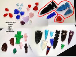 Several point being sent tomorrow 4 wire wrapping by DanielAPierce