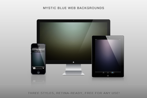 Free Retina Web Backgrounds by frozencolor