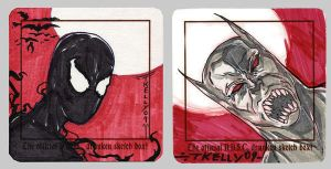 Drink and Draw cards 09 by TomKellyART