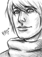 APH: Russia sketch by MzJekyl