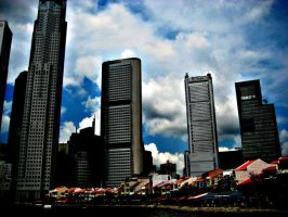Singapore HDR by rorymac666