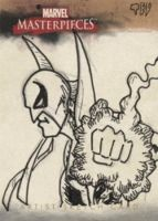 MM2 Iron Fist by tdastick