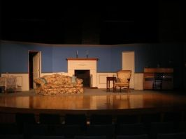 Earnest Set Act 1 whole stage by what-will-my-name-be