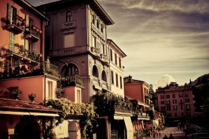 Vintage Bellagio by DostorJ