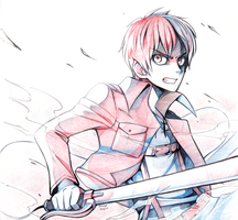 Eren -Commish- by shazy